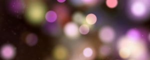Live Events Stock Media - Colorful Bokeh Orbs Pattern