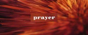 Live Events Stock Media - Beautiful Disruption Prayer