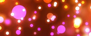 Live Events Stock Media - Colorful Floating Orbs
