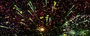 Live Events Stock Media - Confetti & Fireworks Loop