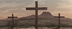 Live Events Stock Media - Easter Cross of Jesus
