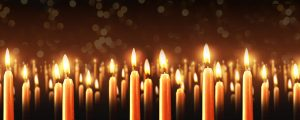 Live Events Stock Media - Candlelight Service