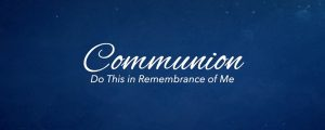 Live Events Stock Media - Calm and Bright Communion Still