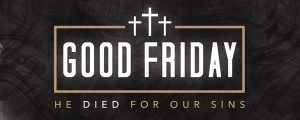 Live Events Stock Media - For Our Sins Good Friday Still
