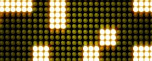 Live Events Stock Media - 8 Bit Glow Lights