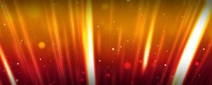 Live Events Stock Media - Orange Light Beams Still