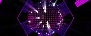 Live Events Stock Media - Disco Hex
