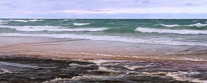 Live Events Stock Media - Hurricane River and Lake Superior Loop