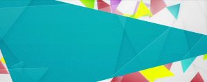 Live Events Stock Media - Abstract Angles Blue