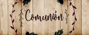 Live Events Stock Media - Thanksgiving Art Communion Spanish
