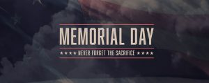 Live Events Stock Media - Memorial Day Never Forget Still