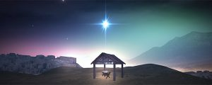 Live Events Stock Media - Christmas Savior Background
