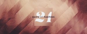 Live Events Stock Media - 21 Days Fasting