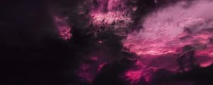 Live Events Stock Media - Sunset Clouds Pink