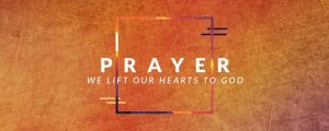 Live Events Stock Media - Muted Colors Prayer Still
