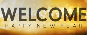 Live Events Stock Media - Golden New Year Welcome 1 Still