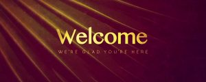 Live Events Stock Media - Radiant Palms Motion Welcome