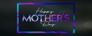 Live Events Stock Media - Mothers Day Colors Title Animated