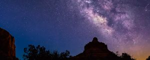 Live Events Stock Media - Arizona Milky Way