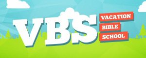 Live Events Stock Media - VBS Summer Camp Camp Title