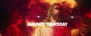 Live Events Stock Media - Holy Week Art Maundy Thursday