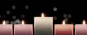 Live Events Stock Media - Advent Candlelight Advent Candles