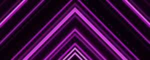 Live Events Stock Media - Purple Light Arrows