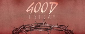 Live Events Stock Media - Redemption Good Friday Still