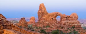 Live Events Stock Media - Turret Arch through North Window