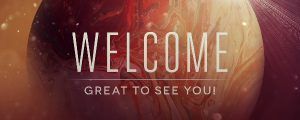 Live Events Stock Media - Painted Planet Welcome