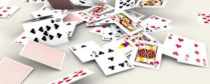 Live Events Stock Media - 3d Playing Cards