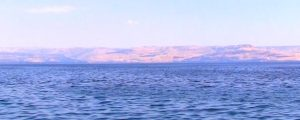 Live Events Stock Media - Sea of Galilee - Walk on Water