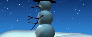 Live Events Stock Media - Snowman