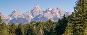 Live Events Stock Media - Teton Range