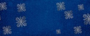 Live Events Stock Media - Trendy Christmas Blue Still