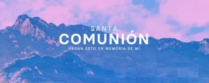 Live Events Stock Media - Resurrection Hope Communion Spanish