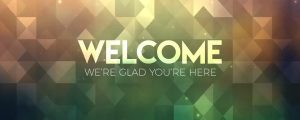 Live Events Stock Media - Refracted Light Welcome