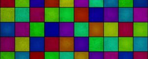Live Events Stock Media - Colorful Grid