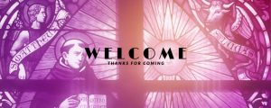 Live Events Stock Media - Church Light Welcome