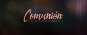 Live Events Stock Media - Grace of Easter Communion Spanish