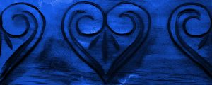 Live Events Stock Media - Hearts Blue
