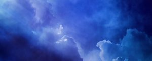 Live Events Stock Media - Crisp Blue Clouds