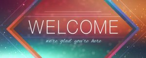 Live Events Stock Media - Fall Light Welcome