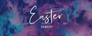 Live Events Stock Media - Acrylic Easter Sunday