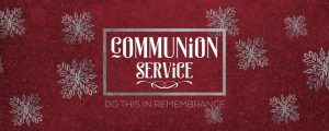 Live Events Stock Media - Trendy Christmas Communion