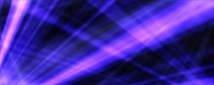 Live Events Stock Media - Light Streaks fast blue