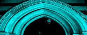 Live Events Stock Media - Stone Arch - Blue