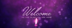 Live Events Stock Media - Advent Light Welcome Still