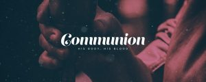 Live Events Stock Media - Christmas Cheer Communion Still