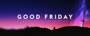 Live Events Stock Media - Holy Week Glow Good Friday